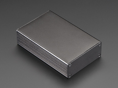 Extruded Aluminum Enclosure Box