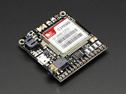 Adafruit FONA - Cellular GSM Breakout