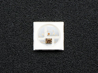 NeoPixel Mini 3535 RGB LEDs with  Integrated Driver Chip