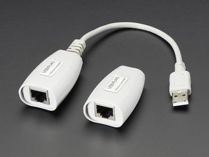 USB Power & Data Signal Extender kit