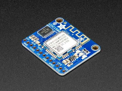 Adafruit Cc3000 Wifi Shield With Ufl Connector For Ext