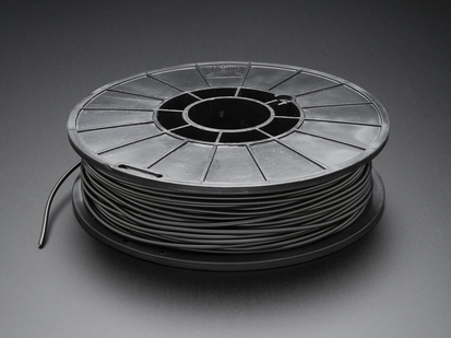 Spool of Cheetah Filament for 3D Printers - midnight color with 3mm Diameter.