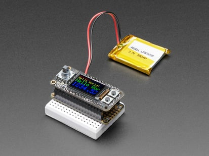 1 8 Color TFT LCD display with MicroSD Card Breakout
