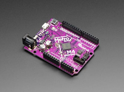 Adafruit Grand Central M4 Express featuring the SAMD51 ID