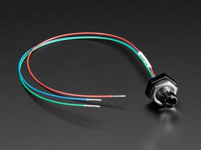 Digital Liquid Sensor with three wires coming out