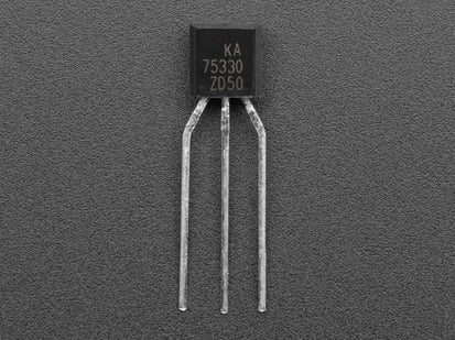 Reset / Enable Controller - KA75330 3.3V Voltage Detector