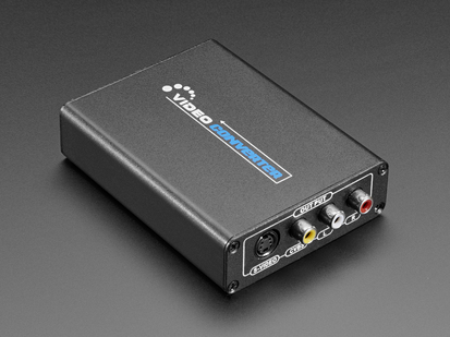 HDMI to RCA Audio and CVBS NTSC, PAL, or S-Video Converter