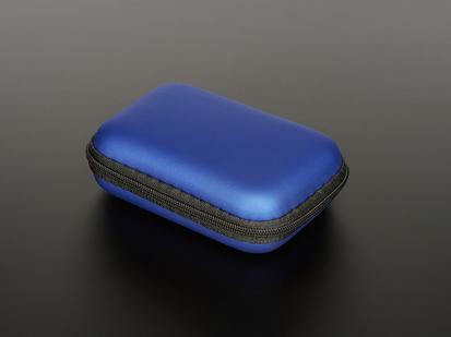 Maker-Friendly Zipper Case in Royal Blue