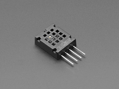 Four-pin sensor with air holes