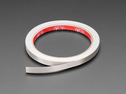 Conductive Nylon Fabric Tape - 8mm Wide
