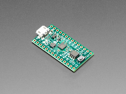 TinyFPGA BX. ICE40 FPGA Development Board with USB