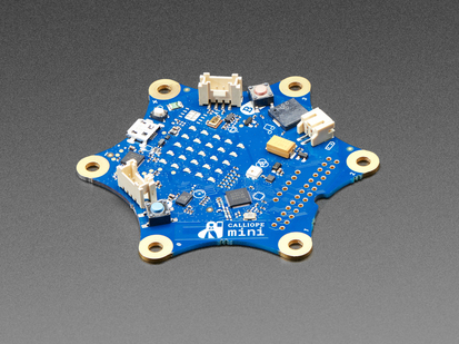 Calliope Mini development board
