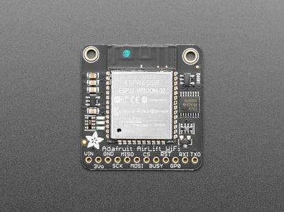 Adafruit ATWINC1500 WiFi Breakout ID: 2999 - $24 95 : Adafruit