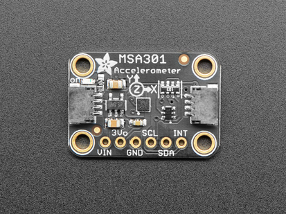 ADXL377 - High-G Triple-Axis Accelerometer (+-200g Analog