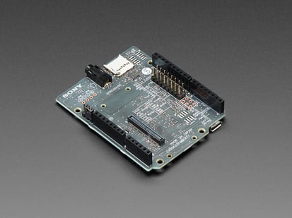 Arduino-shaped Sony Spresense Extension Board