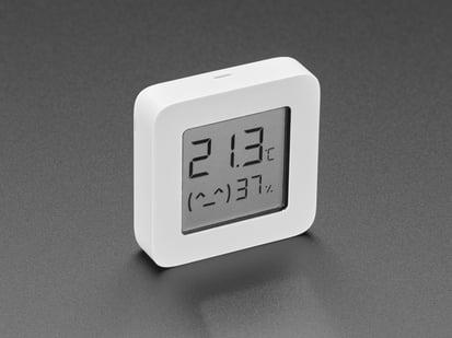 Temperature/Humidity Sensor with LCD Display