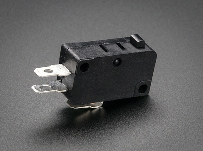 3-Terminal Micro Switch