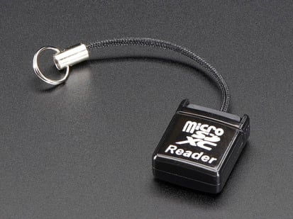 USB MicroSD Card Reader/Writer