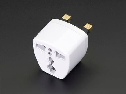 UK Plug Power Adapter - Universal power socket