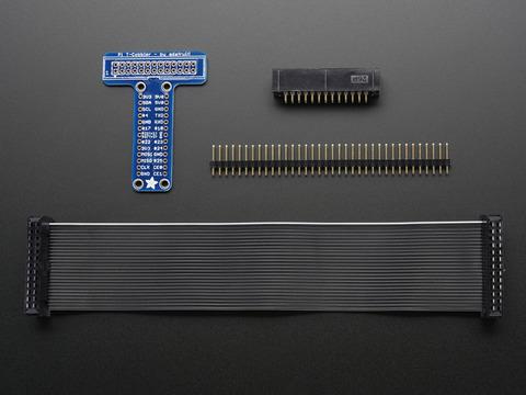Adafruit Pi Unassembled T-Cobbler Breakout Kit for Raspberry Pi