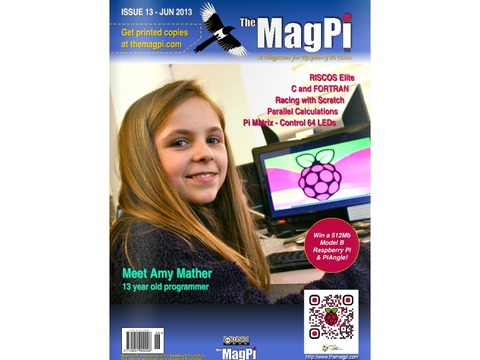 The MagPi - Issue 13