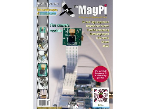 The MagPi - Issue 14