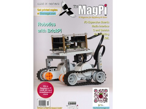 The MagPi - Issue 17