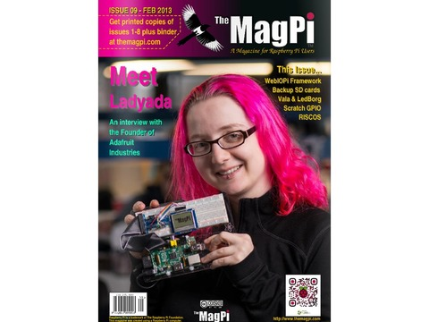 The MagPi - Issue 9