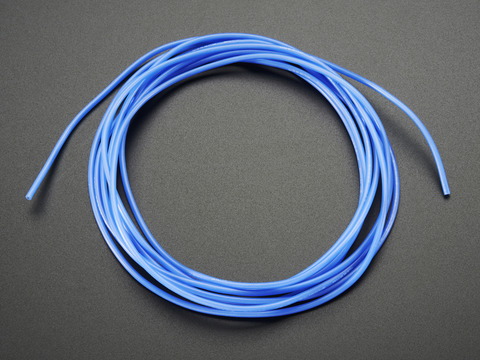 Silicone Cover Stranded-Core Wire - 2m 26AWG Blue