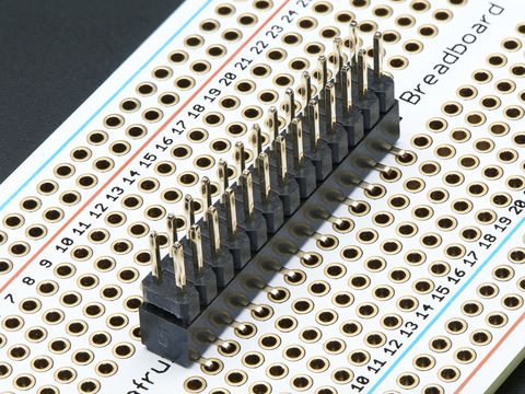 IDC Breadboard Helper - 2x13 (26 pin)
