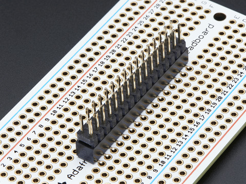 IDC Breadboard Helper - 2x16 (32 pin)
