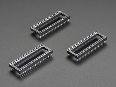 IC Socket for 40-pin 0.6