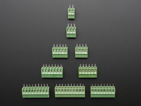 Terminal Blocks - Various Sizes