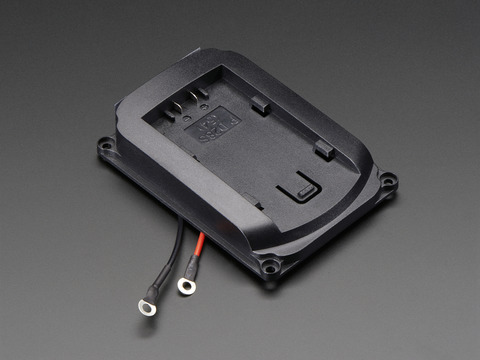 Camcorder Battery Holder for Panasonic CGR-D28 and CGA-D54s