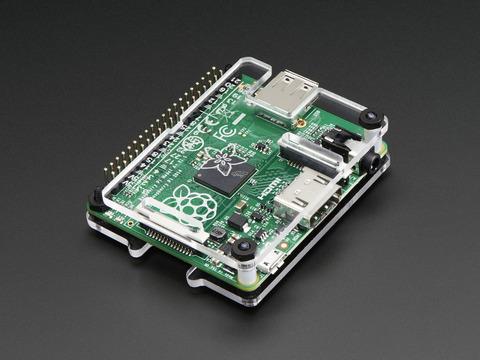 Adafruit Pi Protector for Raspberry Pi Model A+