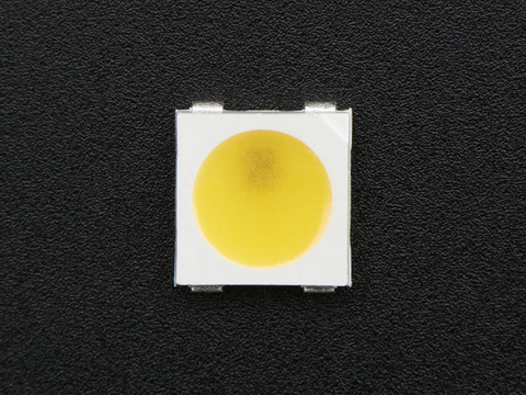 NeoPixel Warm White LED w/ Integrated Driver Chip - 10 Pack