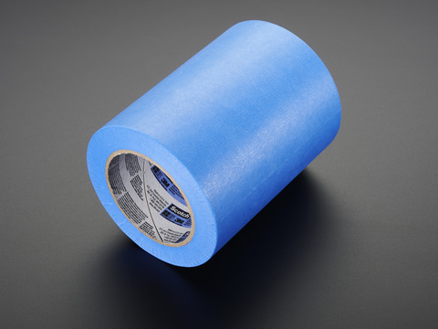 Blue Masking Tape for 3D Printing Plates