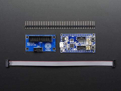 IBDAP - CMSIS-DAP JTAG/SWD Debug Adapter Kit