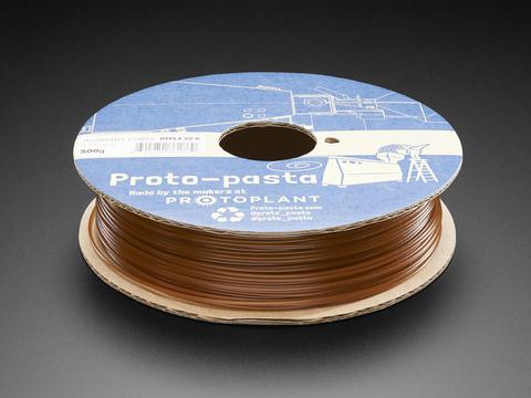 Proto-Pasta - Aromatic Coffee 1.75mm HTPLA Filament