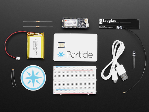 Electron Cellular IoT Kit - 2G Global