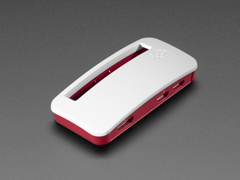 Pi Foundation Raspberry Pi Zero Case + Mini Camera Cable