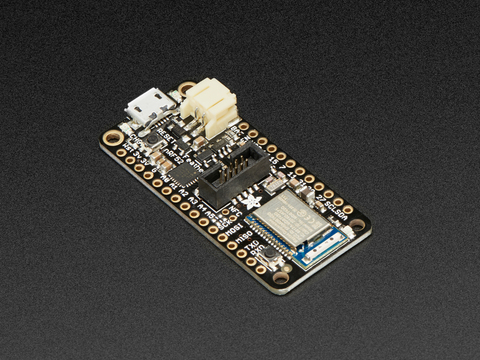 Adafruit Feather nRF52 Pro with myNewt Bootloader