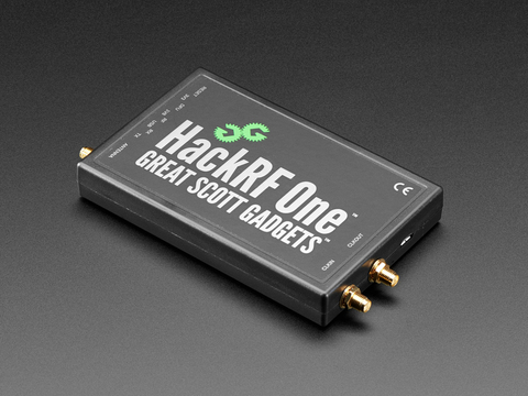 Great Scott Gadgets HackRF One - Software Defined Radio