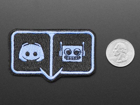 Adabot Discord Skill Badge