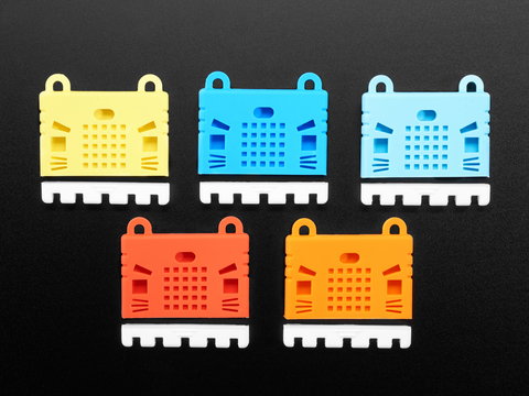 KittenBot Silicone Sleeve for micro:bit in Various Colors