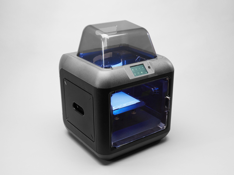 Monoprice Inventor II 3D Printer with Touchscreen and WiFi