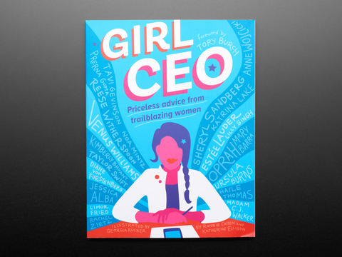 Girl CEO by Ronnie Cohen & Katherine Ellison