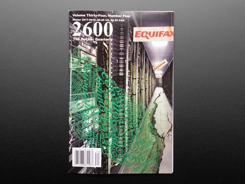 2600: The Hacker Quarterly
