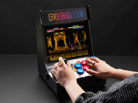 "Pimoroni Picade Cabinet Kit - 10"" Display"