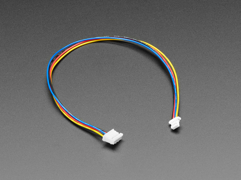 4-pin JST PH to JST SH Cable - STEMMA / Grove to QT / Qwiic